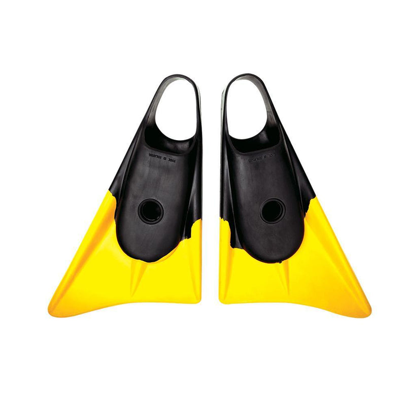Limited Edition - Michael Novy - Black / Yellow - Funkshen Bodyboards