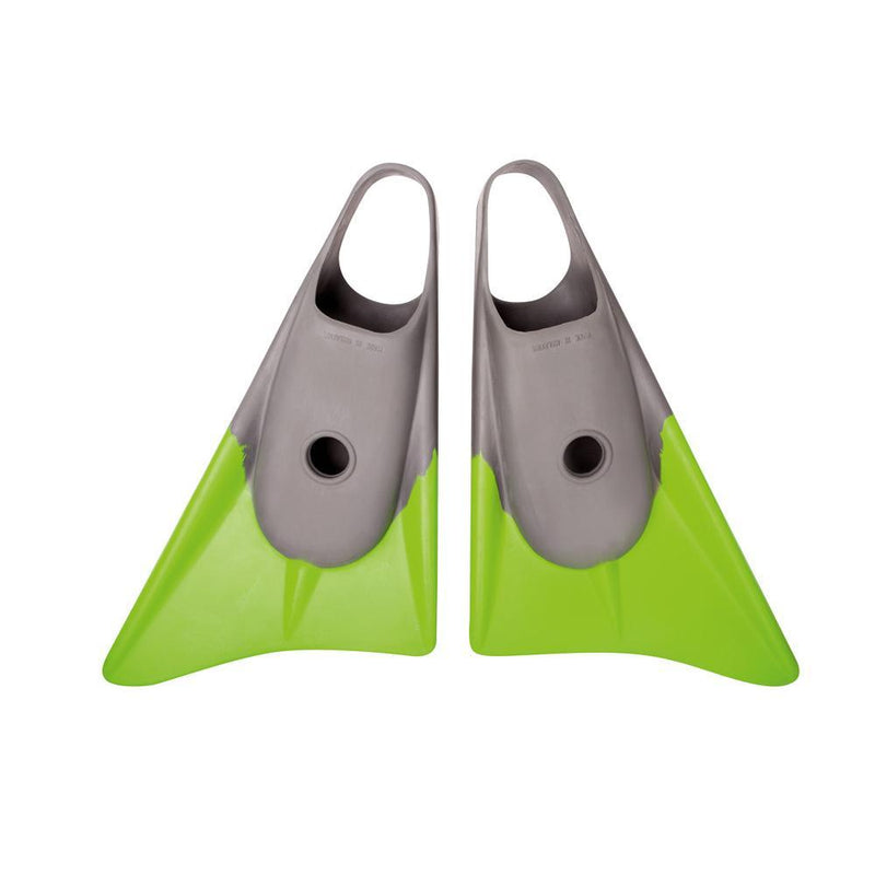 Limited Edition - Grey / Lime - Funkshen Bodyboards