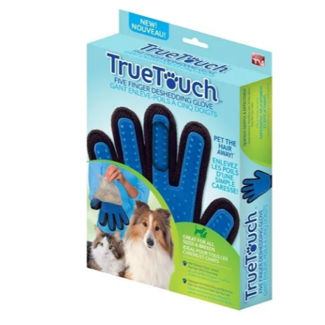 True touch guante