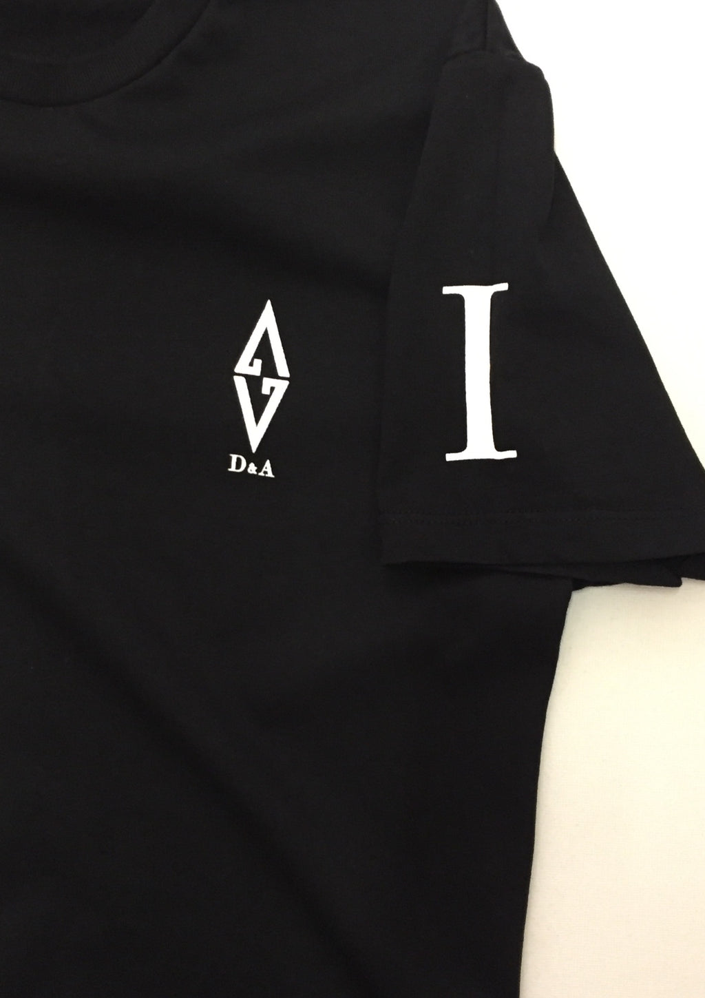 Diamonds & Aces | Signature T-Shirt | Roman Inspired Print | Luxury Tops