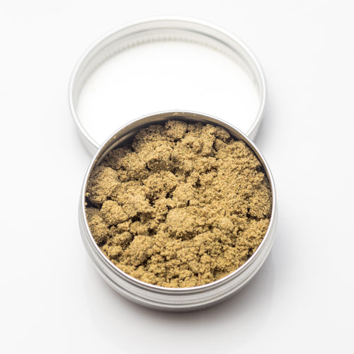 New!!!  High CBD/CBG Hemp Pollen (made from Sour Space Candy)