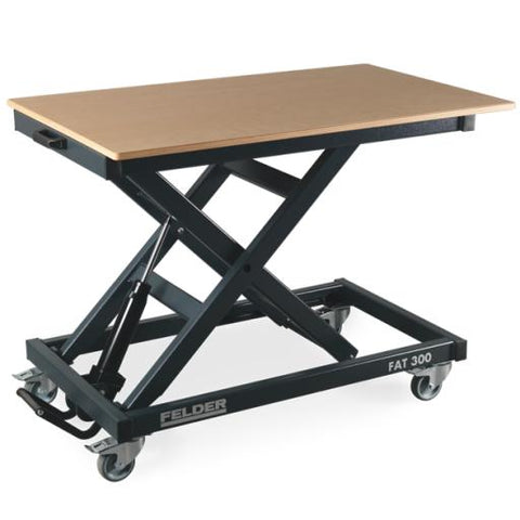 felder-fat300-adjustable-height-table