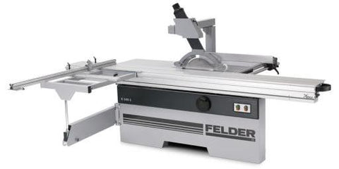 Felder K540S: Sliding Table Saw