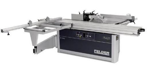 Felder KF700S: Sliding Table Saw/Shaper Combination