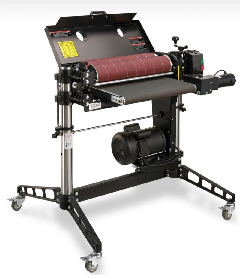 SuperMax Double Drum Sander