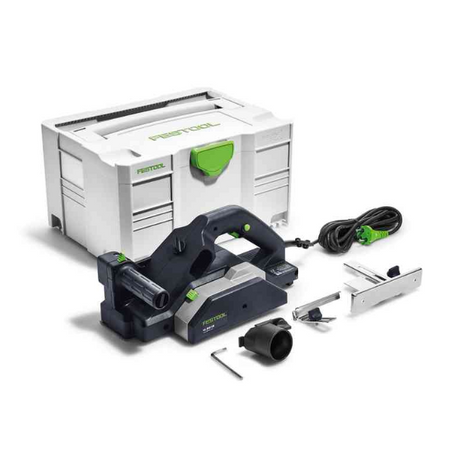 Festool HL 850 EB-Plus Planer - Ultimate Tools