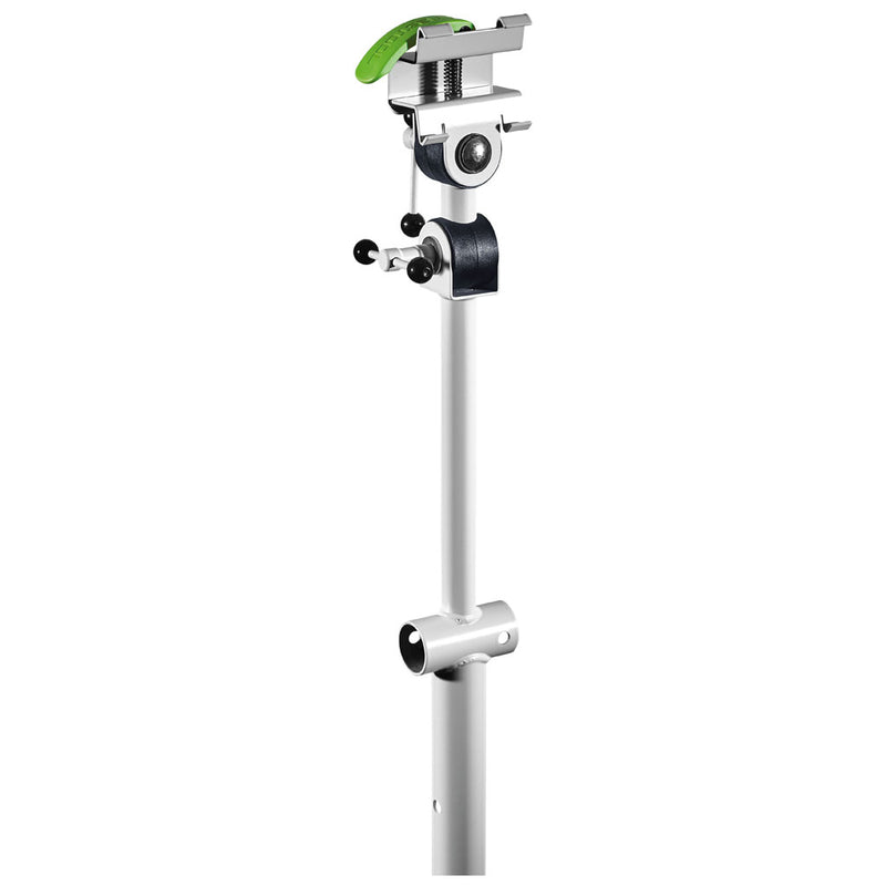 The adapter mounts to ST DUO 200 tripod in vertically or horizontally, pivots allow multiple angles for the best raking light