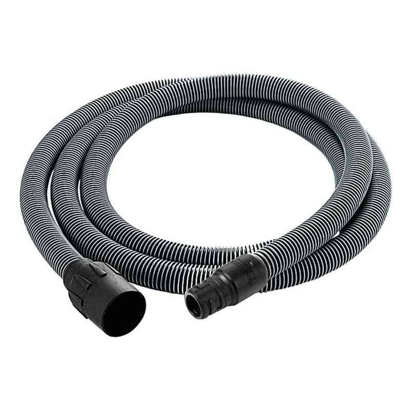 This lightweight and flexible tapered hose is ideal for use with non-antistatic equipment such as nozzles & extension tubes.