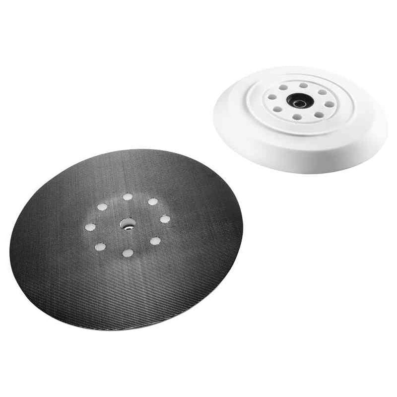 Standard replacement pad for Planex Drywall Sanders for general purpose sanding of flat or arced drywall surfaces.