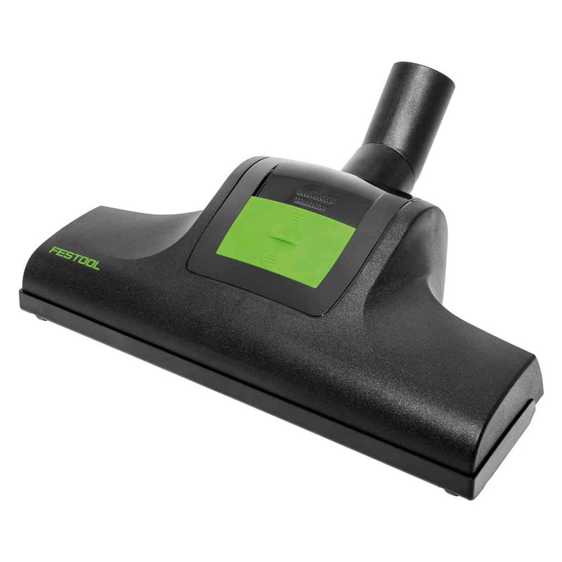 "Turbo Brush head is 10-5/8"" (270 mm) wide and runs on four casters and is suitable for carpet and hard surfaces."