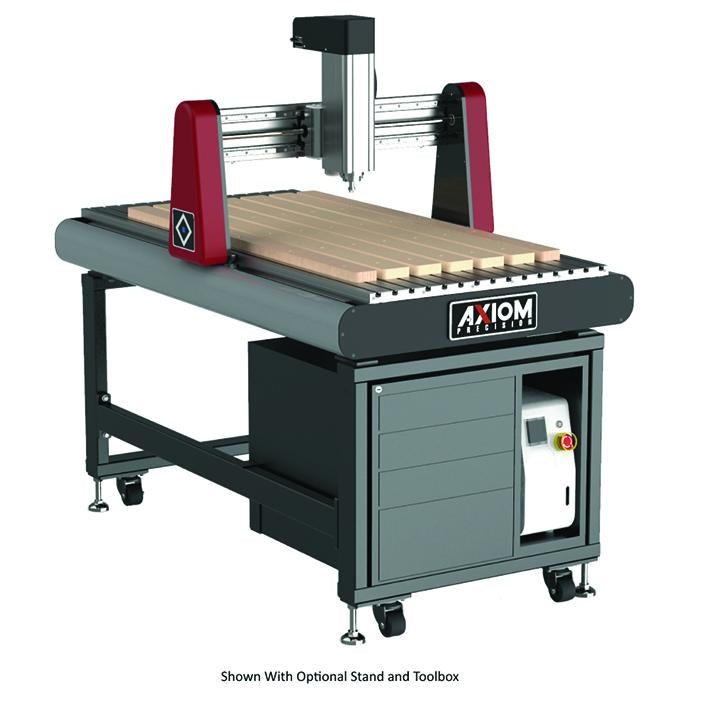 "Axiom Iconic Series 24"" x 48"" Router - Bonus Toolbox Offer Available!"