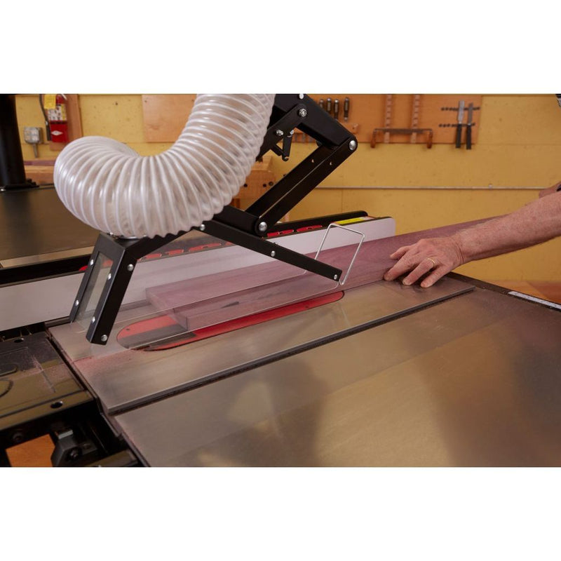 SawStop Floating Overarm Dust Collection Guard - Ultimate Tools