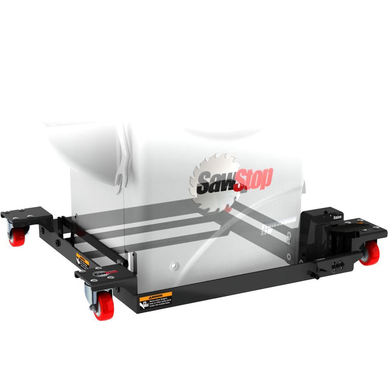 SawStop Industrial Mobile Base for PCS - Ultimate Tools