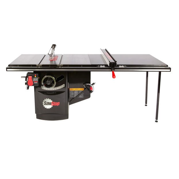 SawStop Industrial Cabinet Saw, 1-Phase - Ultimate Tools