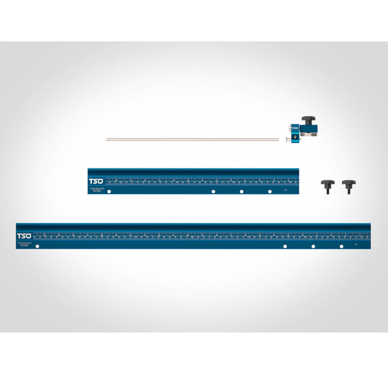 TSO Products TPG-20 & TPG-30 Left Hand Parallel Guide System