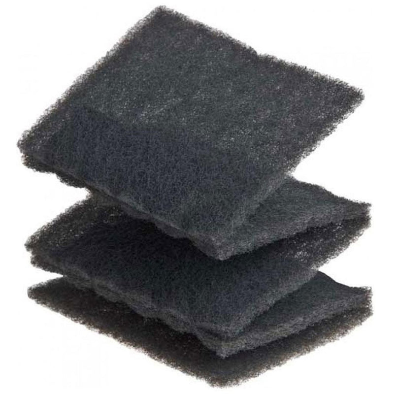 Green-coloured Vlies is a super-fine synthetic woven abrasive. It comes in 115x152mm pads that can be torn off.