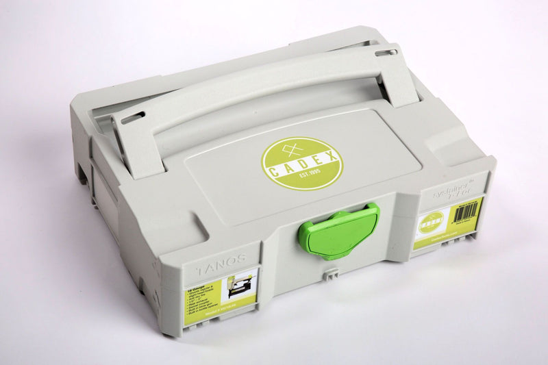 Tanos SYS 1 With Green Latches