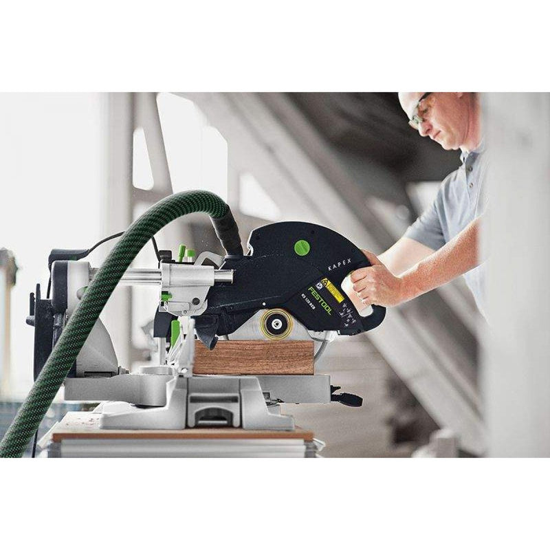 KAPEX KS 120 REB Sliding Compound Miter Saw - Ultimate Tools