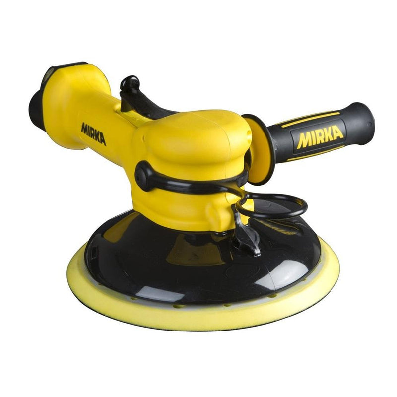 Mirka Pneumatic Two-Handed Vacuum-Ready Sander (5mm orbit) - Ultimate Tools