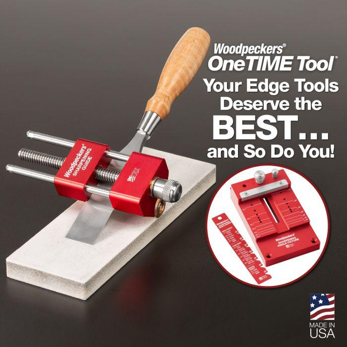 Woodpeckers One Time Tool Sharpening System