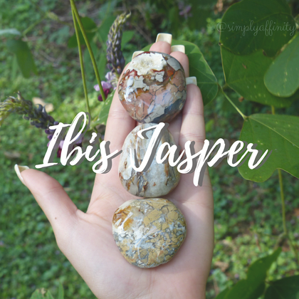 Ibis Jasper Collection from Simply Affinity
