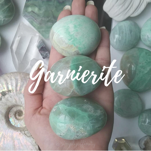 Garnierite Collection from Simply Affinity