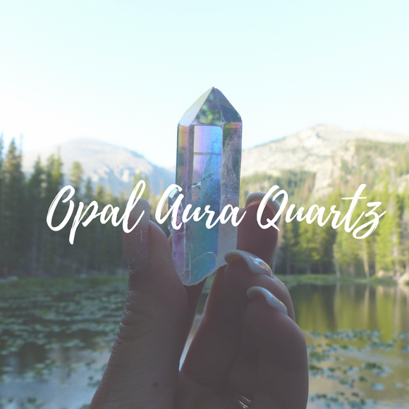 Opal Aura Quartz Collection from Simply Affinity