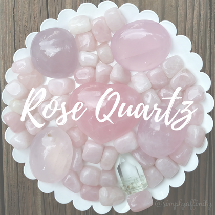 Rose Quartz Collection from Simply Affinity