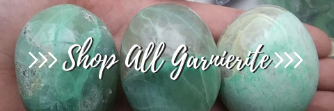 Garnierite Collection of Gemstones from Simply Affinity