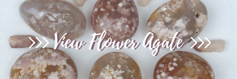 Flower Agate from Simply Affinity