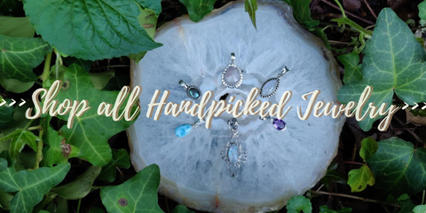 Handpicked Crystal and Sterling Silver Jewelry from Simply Affinity