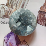 Celestite Sphere #1