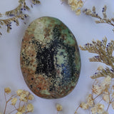 NEW Find from Madagascar!  Calcozite Palm Stone (#J1)