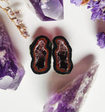 Tabasco Geode Pair (#V1)