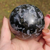 Mystic Merlinite Sphere with Flash (#3)
