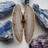 Agate Butterfly (#7)