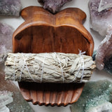 Wooden Hands Sacred Space Bowl (#2)