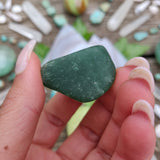 Rare *NEW* Find! Tumbled Emerald Tanzurine (#3)