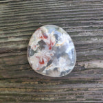 Flower Agate Palm Stone (#47)