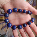 Handmade Lapis Necklace