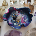 *NEW Design* - Quartz Galaxy Polymer Clay Trinket Dish