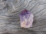 Amethyst Point, Polished Point with Rough Base (#7)