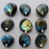 Choose your Labradorite Palm Stone