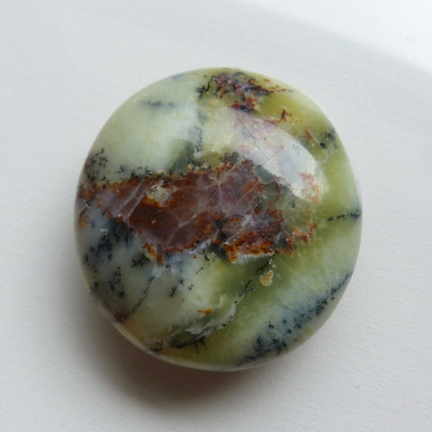 Dendritic Opal Palm Stone (#4)