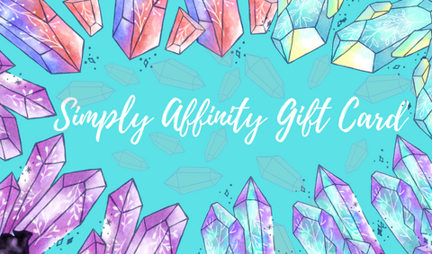 Simply Affinity Gift Card