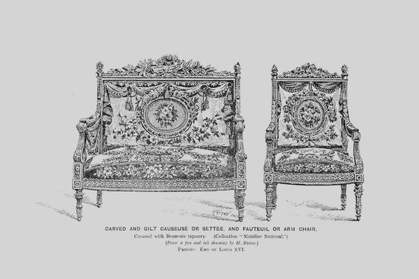 A SHORT HISTORY OF FURNITURE DESIGN
