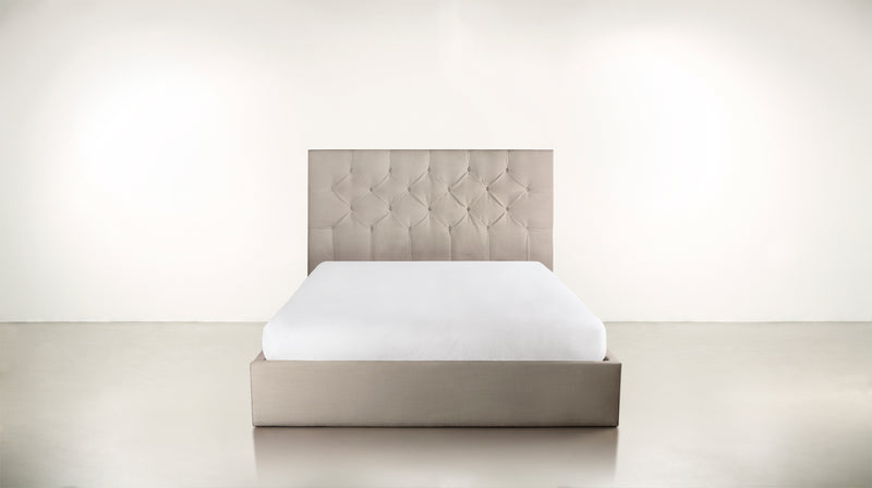 The Idealist Eastern King Bed Eastern King Fine Linen Weave Sand Whom. Home
