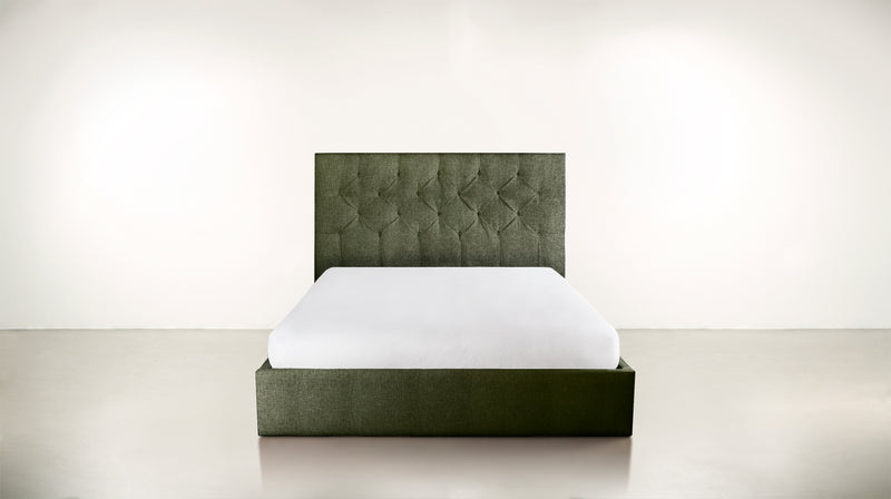 The Idealist Eastern King Bed Eastern King Lightweight Micro-Chenille Avocado Whom. Home