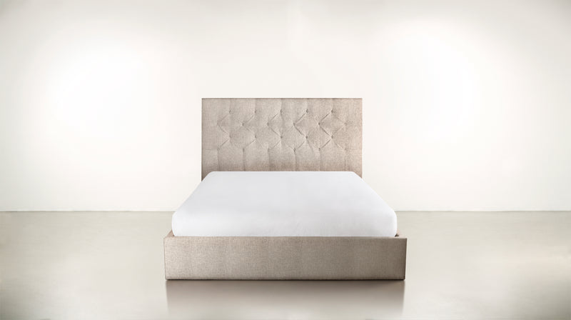 The Idealist Eastern King Bed Eastern King Lightweight Micro-Chenille Sand Whom. Home