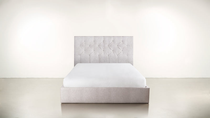The Idealist Eastern King Bed Eastern King Lightweight Micro-Chenille Snow Whom. Home